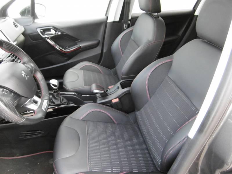 Peugeot 2008 BlueHDi 100ch BVM6 GT Line Gris occasion à Tulle - photo n°5