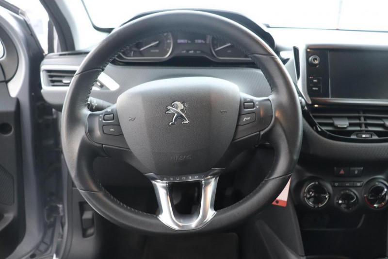 Peugeot 2008 BUSINESS 1.2 PureTech 110ch S&S BVM5 Allure Gris occasion à La Garde - photo n°10