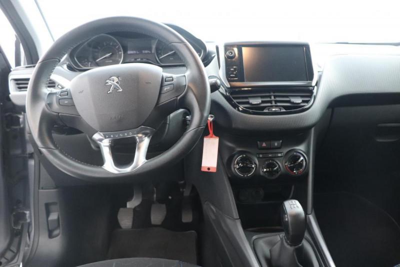 Peugeot 2008 BUSINESS 1.2 PureTech 110ch S&S BVM5 Allure Gris occasion à La Garde - photo n°4