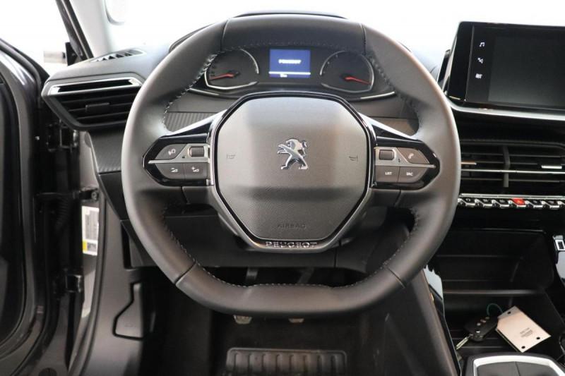 Peugeot 2008 PureTech 100 S&S BVM6 Active Gris occasion à Saint-Herblain - photo n°10