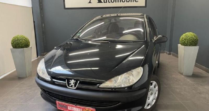 Peugeot 206 1.4 ESS 75 CV 136 000 KMS Noir occasion à COURNON D'AUVERGNE