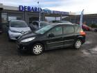 Peugeot 207 SW 1.6 HDI FAP OUTDOOR Noir à Ibos 65