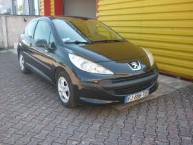 Peugeot 207 1.4 Active 3p Noir occasion à Portet-sur-Garonne - photo n°5