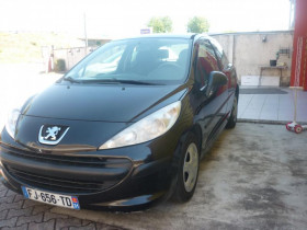 Peugeot 207 1.4 Active 3p Noir occasion à Portet-sur-Garonne - photo n°4