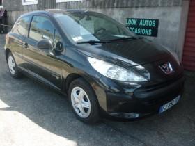 Peugeot 207 1.4 Active 3p Noir occasion à Portet-sur-Garonne - photo n°2