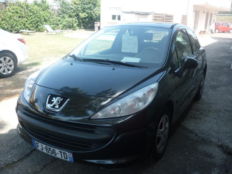 Peugeot 207 occasion 2009 mise en vente à Portet-sur-Garonne par le garage LOOK AUTOS - photo n°1