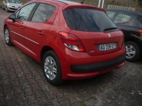 Peugeot 207 1.6 HDi FAP Série 64 5p Rouge occasion à Portet-sur-Garonne - photo n°4