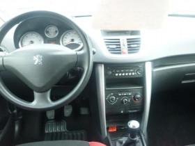 Peugeot 207 1.6 HDi FAP Série 64 5p Rouge occasion à Portet-sur-Garonne - photo n°8