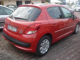 Peugeot 207 1.6 HDi FAP Série 64 5p Rouge occasion à Portet-sur-Garonne - photo n°3