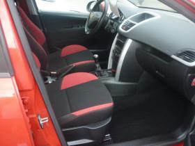 Peugeot 207 1.6 HDi FAP Série 64 5p Rouge occasion à Portet-sur-Garonne - photo n°10