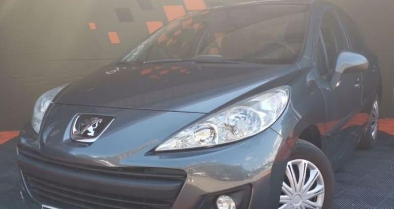 Peugeot 207 5 portes 1.4 HDi FAP 68 cv  occasion à Francin