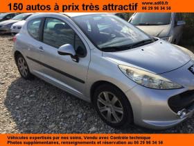 Peugeot 207 Gris, garage VOITURE PAS CHERE RHONE ALPES à Saint-Bonnet-de-Mure