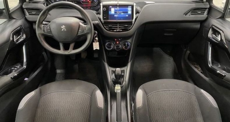 Peugeot 208 1.2 82Cv Blanc occasion à Bastia - photo n°4
