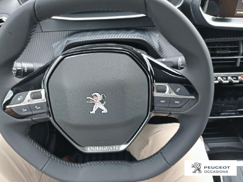 Peugeot 208 1.2 PureTech 100ch S&S Allure Pack Jaune occasion à Albi - photo n°16