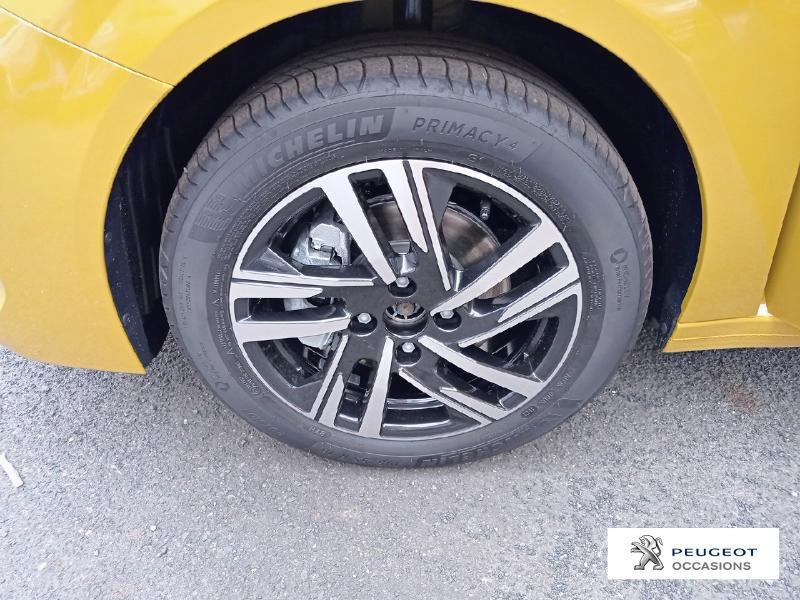 Peugeot 208 1.2 PureTech 100ch S&S Allure Pack Jaune occasion à Albi - photo n°11