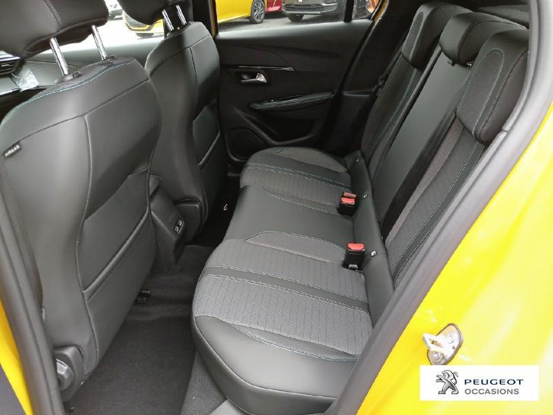 Peugeot 208 1.2 PureTech 100ch S&S Allure Pack Jaune occasion à Albi - photo n°10
