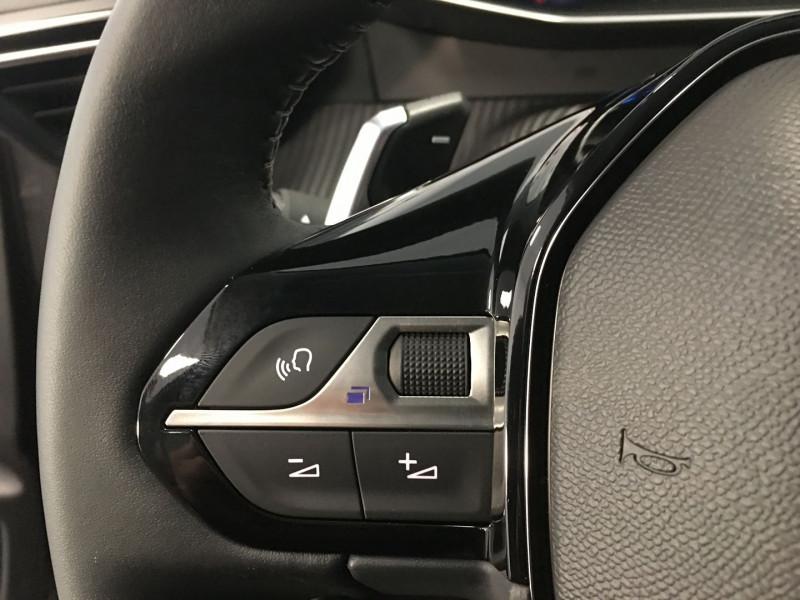 Peugeot 208 1.2 PURETECH 130CH S&S ALLURE EAT8 7CV Gris occasion à FENOUILLET - photo n°18