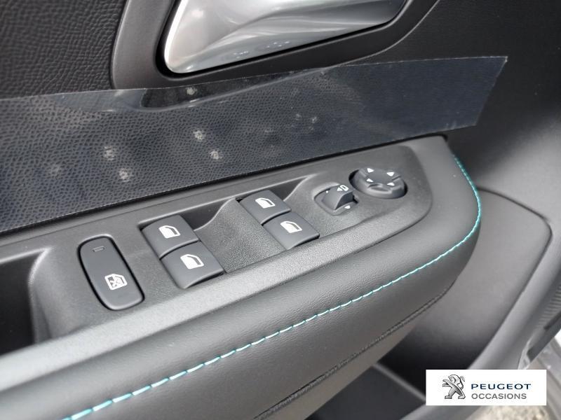 Peugeot 208 1.2 PureTech 130ch S&S Allure Pack EAT8 Gris occasion à Albi - photo n°12