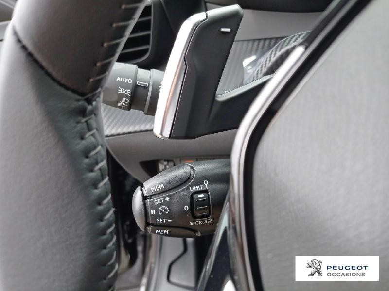 Peugeot 208 1.2 PureTech 130ch S&S Allure Pack EAT8 Gris occasion à Albi - photo n°13