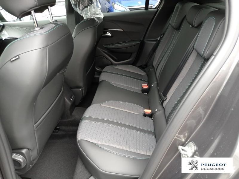 Peugeot 208 1.2 PureTech 130ch S&S Allure Pack EAT8 Gris occasion à Albi - photo n°10