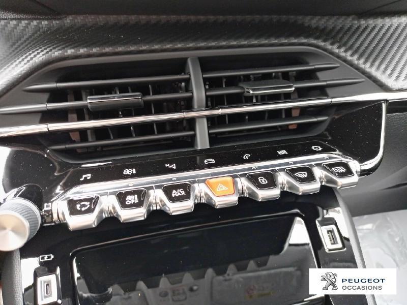 Peugeot 208 1.2 PureTech 130ch S&S Allure Pack EAT8 Gris occasion à Albi - photo n°16