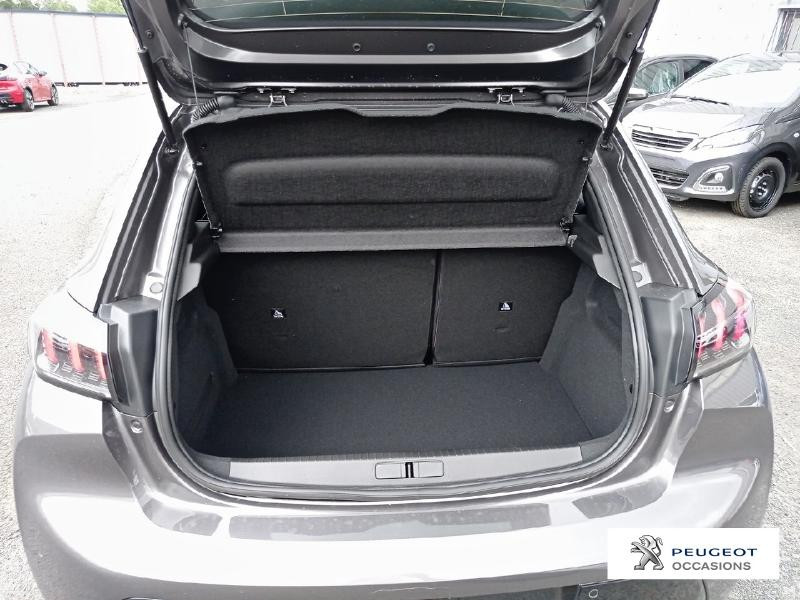 Peugeot 208 1.2 PureTech 130ch S&S Allure Pack EAT8 Gris occasion à Albi - photo n°7