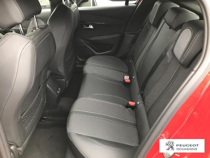 Peugeot 208 1.2 PureTech 130ch S&S GT EAT8 Rouge occasion à Albi - photo n°10