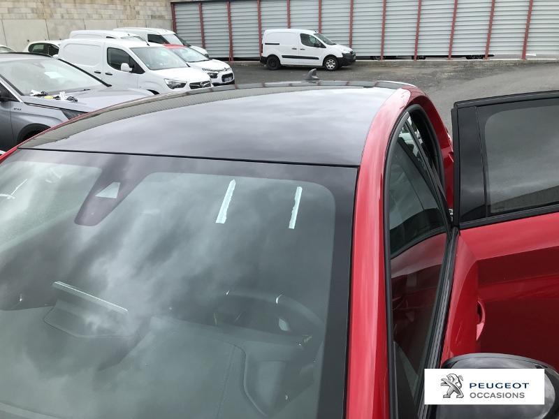 Peugeot 208 1.2 PureTech 130ch S&S GT EAT8 Rouge occasion à Albi - photo n°15