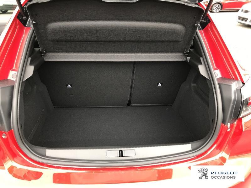 Peugeot 208 1.2 PureTech 130ch S&S GT EAT8 Rouge occasion à Albi - photo n°7