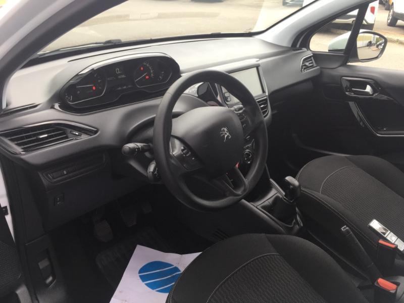 Peugeot 208 1.2 PureTech 68ch Active 5p Blanc occasion à Varennes-Vauzelles - photo n°13