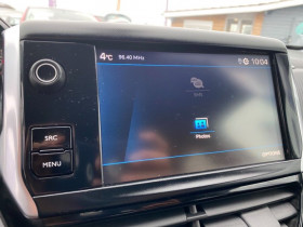 Peugeot 208 1.2 PureTech 82 CV SIGNATURE CAMERA RECUL Bleu occasion à Biganos - photo n°10