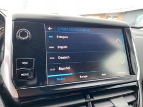 Peugeot 208 1.2 PureTech 82 CV SIGNATURE CAMERA RECUL Bleu occasion à Biganos - photo n°14