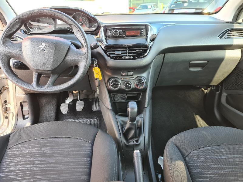 Peugeot 208 1.2 PureTech 82ch ACCESS 5p Gris occasion à Barberey-Saint-Sulpice - photo n°4