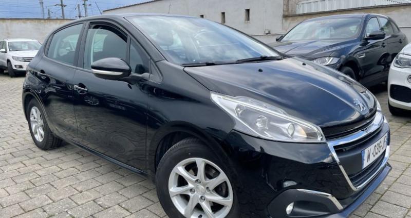 Peugeot 208 1.2 PureTech 82ch E6.2 Evap Active 5p Noir occasion à SELESTAT