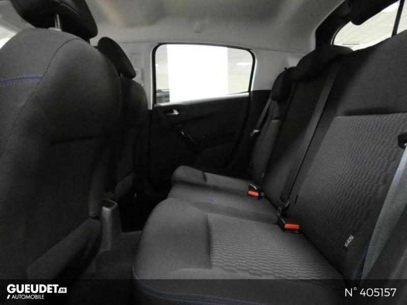Peugeot 208 1.2 PureTech 82ch E6.c Signature 5p Gris occasion à Montévrain - photo n°10