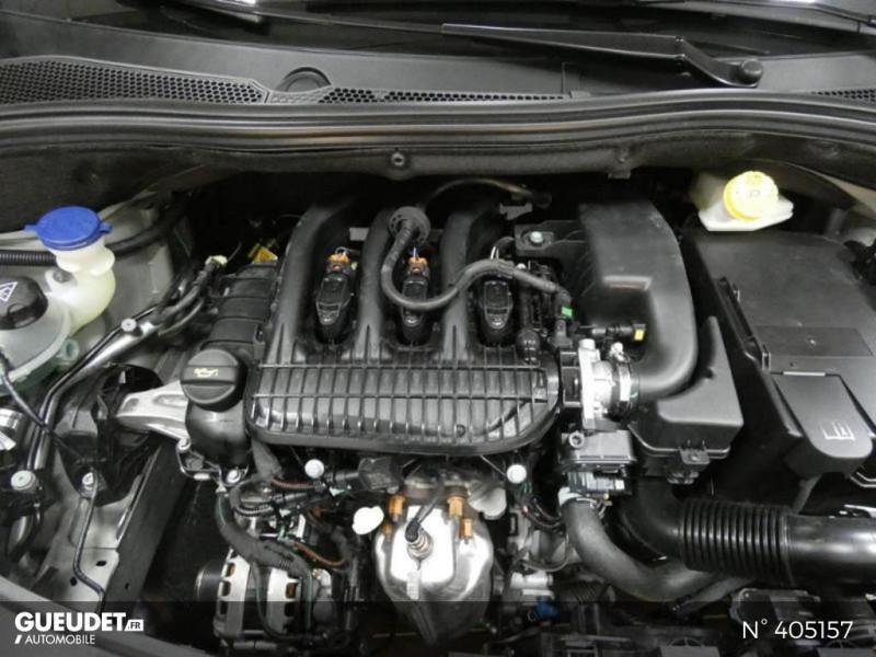 Peugeot 208 1.2 PureTech 82ch E6.c Signature 5p Gris occasion à Montévrain - photo n°12