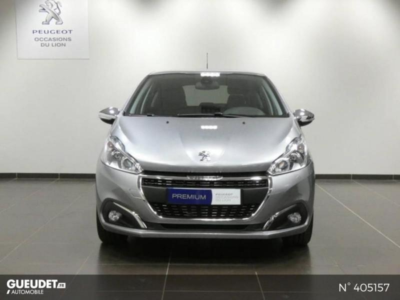 Peugeot 208 1.2 PureTech 82ch E6.c Signature 5p Gris occasion à Montévrain - photo n°3