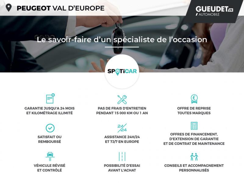 Peugeot 208 1.2 PureTech 82ch E6.c Signature 5p Gris occasion à Montévrain - photo n°17