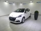 Peugeot 208 1.2 PureTech 82ch E6.c Signature 5p Blanc à Quimper 29