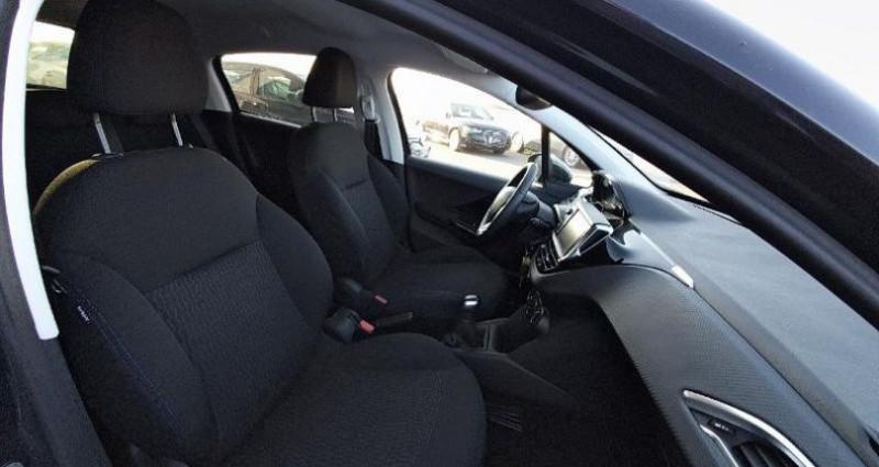 Peugeot 208 1.2 PureTech 82ch Style 5p Gris occasion à La Rochelle - photo n°7