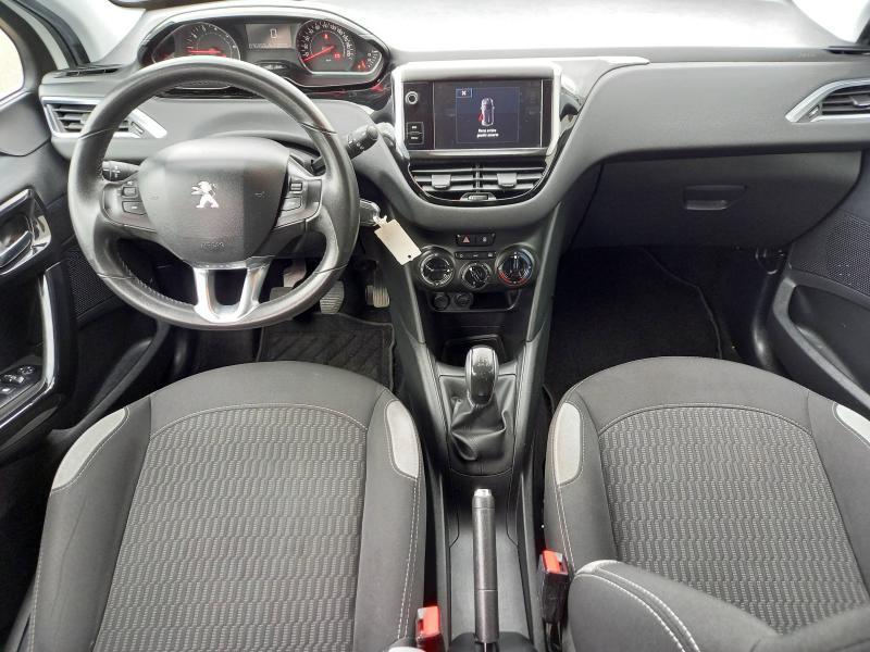 Peugeot 208 1.2 PureTech 82ch STYLE 5p Blanc occasion à Flers - photo n°8