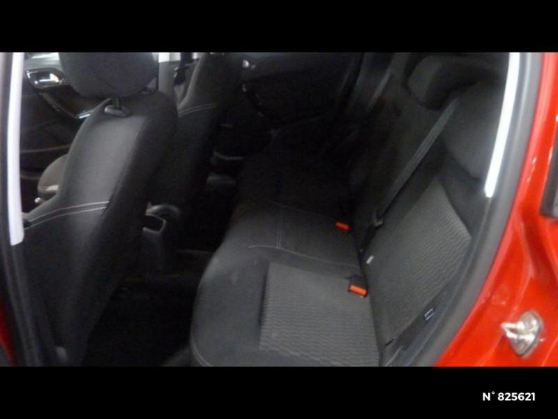 Peugeot 208 1.2 PureTech 82ch Style 5p Rouge occasion à Avon - photo n°10