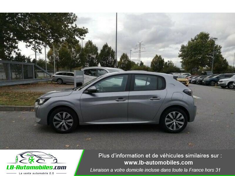 Peugeot 208 1.5 BlueHDi 100 Active Gris occasion à Beaupuy - photo n°4