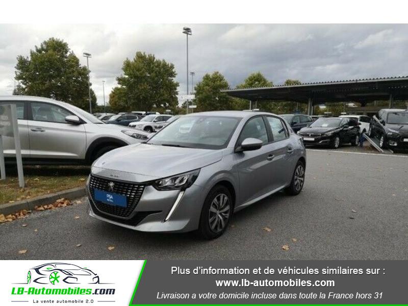 Peugeot 208 1.5 BlueHDi 100 Active Gris occasion à Beaupuy