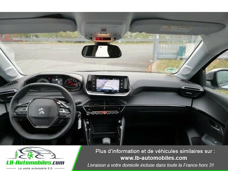 Peugeot 208 1.5 BlueHDi 100 Active Gris occasion à Beaupuy - photo n°2