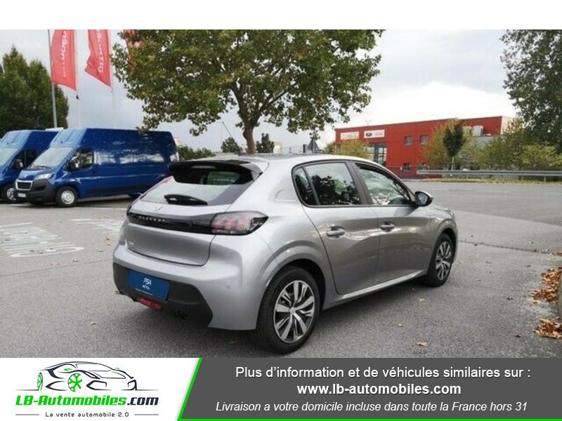 Peugeot 208 1.5 BlueHDi 100 Active Gris occasion à Beaupuy - photo n°3