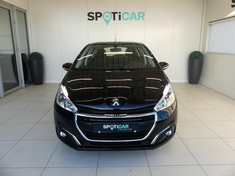 Peugeot 208 1.5 BlueHDi 100ch E6.c Active Business S&S 5p Noir occasion à Quimperlé - photo n°2