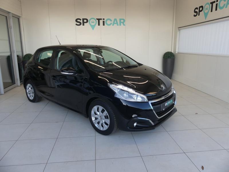 Peugeot 208 1.5 BlueHDi 100ch E6.c Active Business S&S 5p Noir occasion à Quimperlé - photo n°3