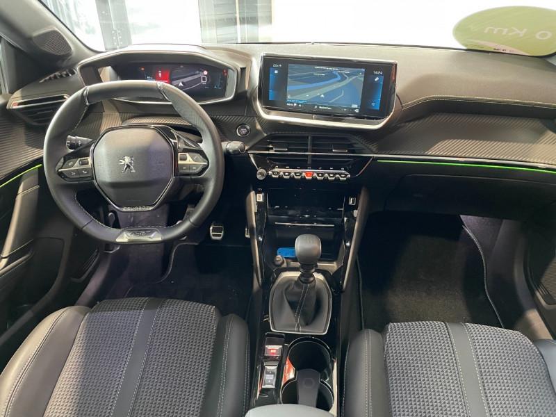 Peugeot 208 1.5 BLUEHDI 100CH E6.C GT LINE S&S 5P  occasion à Foix - photo n°10