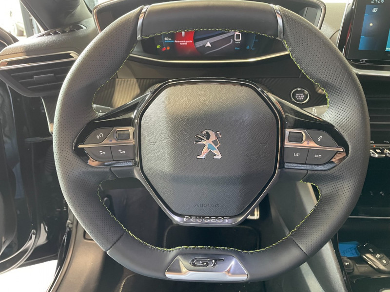 Peugeot 208 1.5 BLUEHDI 100CH E6.C GT LINE S&S 5P  occasion à Foix - photo n°19